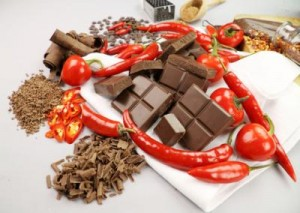 Полномочие Чили Шоколад